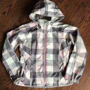 The North Face Morgan plaid checkered jacket
